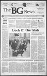 The BG News March 18, 1998