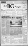 The BG News July 8, 1998
