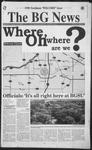 The BG News August 22, 1998