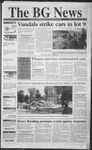 The BG News September 4, 1998