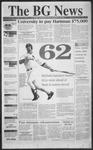 The BG News September 9, 1998
