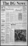 The BG News September 14, 1998