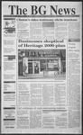 The BG News September 22, 1998