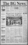 The BG News September 22, 1998
