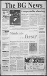 The BG News September 28, 1998