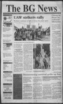 The BG News September 29, 1998