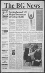 The BG News October 6, 1998