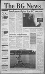 The BG News October 7, 1998