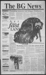 The BG News October 8, 1998