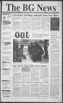 The BG News October 13, 1998