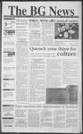 The BG News October 14, 1998