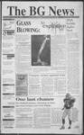 The BG News October 15, 1998
