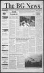 The BG News October 16, 1998