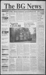 The BG News November 3, 1998