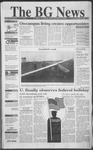 The BG News November 10, 1998