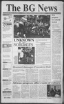 The BG News November 12, 1998