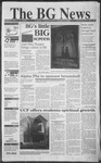 The BG News November 13, 1998