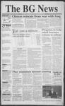 The BG News November 16, 1998