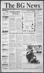 The BG News November 17, 1998
