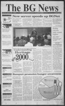 The BG News November 20, 1998