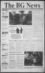The BG News November 23, 1998