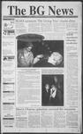 The BG News December 1, 1998
