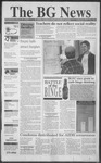 The BG News December 3, 1998