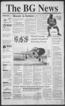 The BG News December 7, 1998