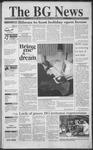 The BG News December 8, 1998