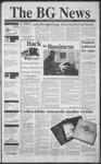 The BG News December 9, 1998