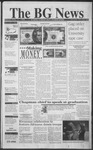 The BG News December 11, 1998