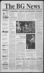 The BG News December 14, 1998