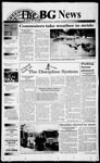 The BG News January 13, 1999