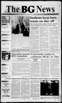 The BG News January 15, 1999