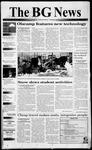 The BG News January 20, 1999