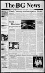 The BG News January 22, 1999