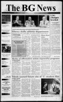 The BG News January 27, 1999