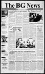 The BG News January 29, 1999