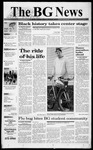 The BG News February 1, 1999