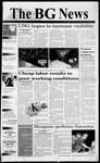 The BG News February 3, 1999