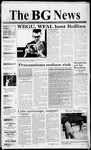 The BG News February 8, 1999