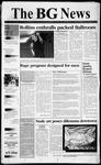 The BG News February 10, 1999