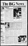 The BG News February 22, 1999