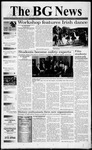 The BG News February 25, 1999