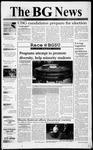 The BG News March 2, 1999