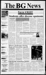 The BG News March 3, 1999