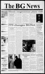The BG News March 5, 1999