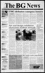 The BG News March 18, 1999