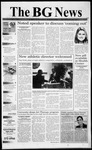 The BG News March 19, 1999