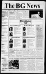 The BG News March 23, 1999